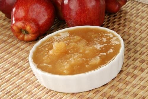 Apfelmus gegen Bindehautentzündung