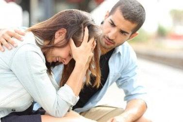 Beziehung - Weinen