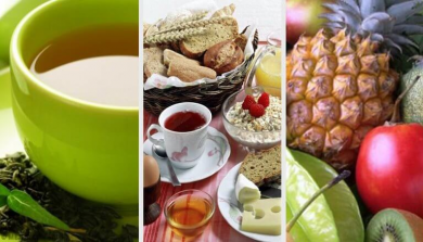 4 Tipps gegen ständigen Hunger