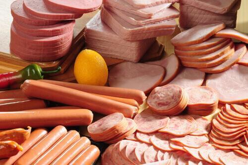 Wurst - hoher Cholesterinspiegel