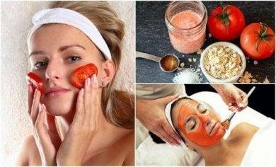 5 Schönheitsmittel aus Tomaten