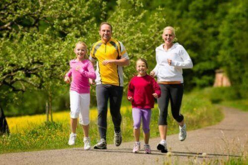 Sport - hoher Cholesterinspiegel