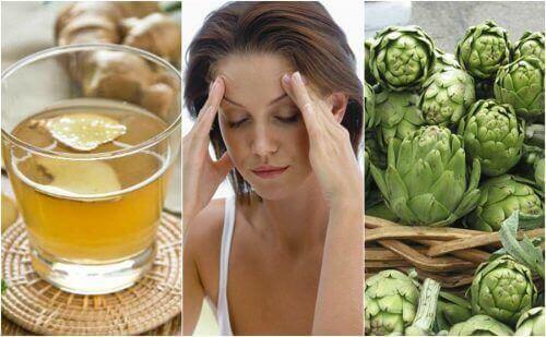 5 natürliche Heilmittel gegen Migräne