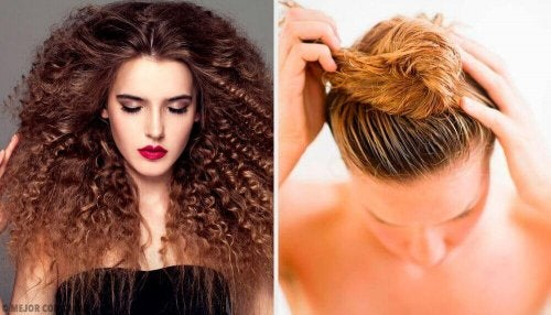 5 Tolle Frisuren Fur Lockige Haare