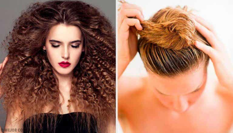5 tolle Frisuren für lockige Haare
