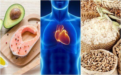 6 Essgewohnheiten für ein gesundes Herz