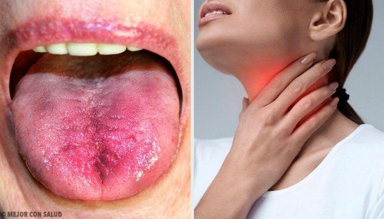 6 Formen wie du herausfinden kannst, ob dein Hals belegt ist