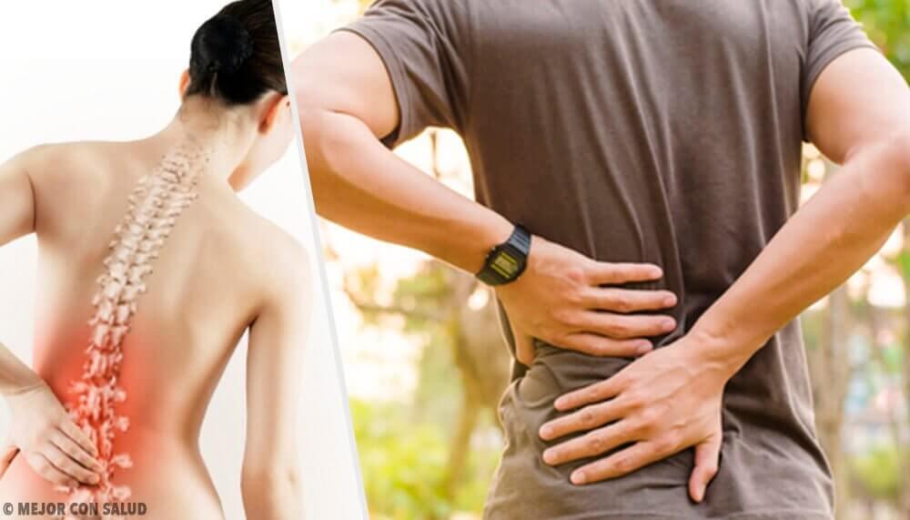 6 gesundheitliche Probleme, die Rückenschmerzen verursachen