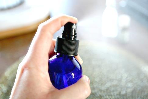 Zubereitung - Magnesium-Öl