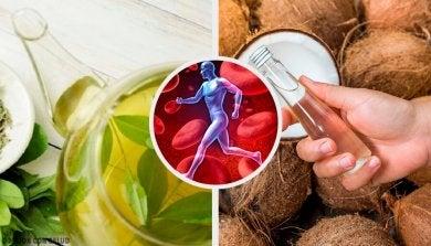 7 natürliche Heilmittel für die Durchblutung