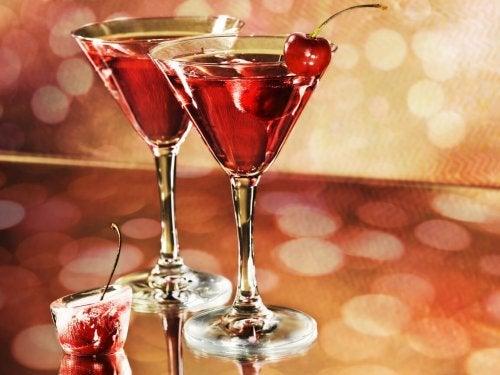 Lebensmittel, die die Bildung von Harnsäure steigern: Alkohol