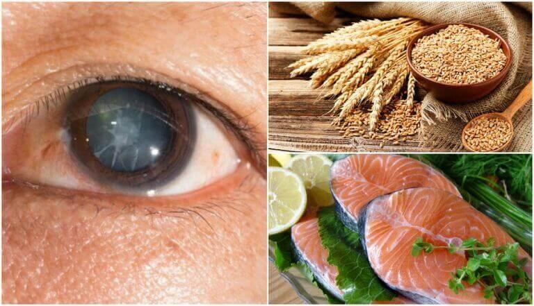 7 Lebensmittel zur Vorsorge gegen Katarakte