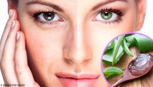4 schnelle Gesichtsmasken gegen Falten