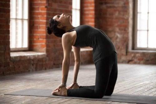 Gymnastikübungen gegen Blähungen