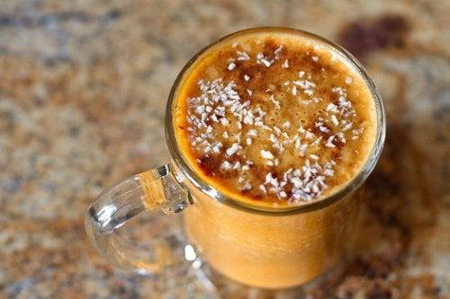 Chia-Karotten-Smoothie
