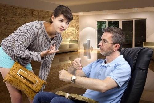Vater will wissen ob Kind Drogen nimmt