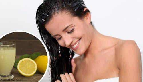 4 natürliche Methoden zur Entfernung von Haarfärbemitteln