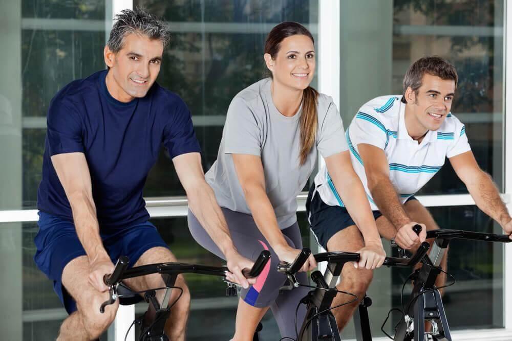 Sport für alle über 40