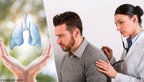 Fakten über Lungenkrebs: Symptome und Behandlung