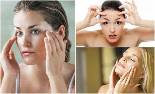 Wie du mit diesen 6 Gesichtsübungen deine Haut straffst