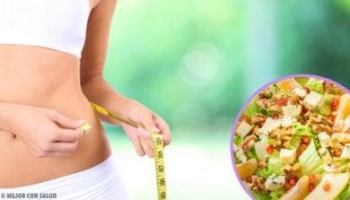 Gewicht verlieren ohne Hunger