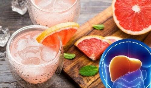 Fruchtsaft für Detox-Diäten