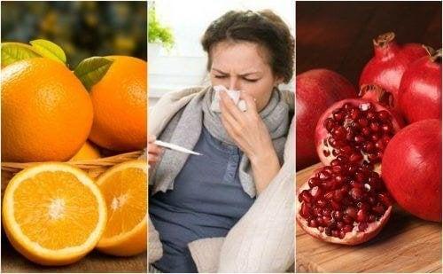 8 Nahrungsmittel zur Vorsorge gegen Grippe