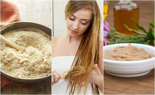 Mit Bierhefe das Haarwachstum stimulieren