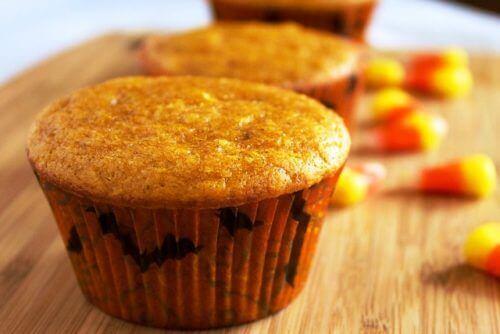 Kürbis-Rezepte: Muffin