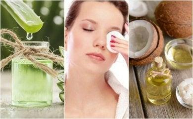 Erfahre, wie du Make-Up-Entferner aus natürlichen Zutaten herstellst.