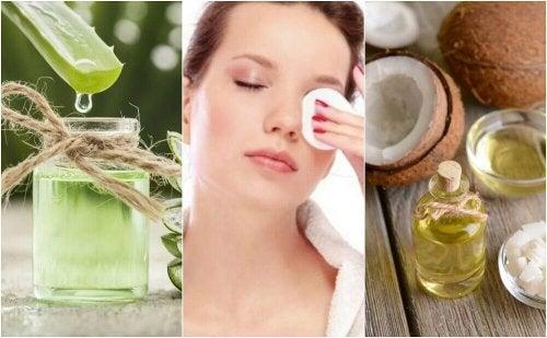 5 Pflegende Make Up Entferner Aus Naturprodukten