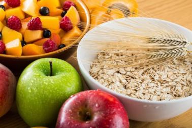 Mehr Ballaststoffe gegen ständigen Hunger