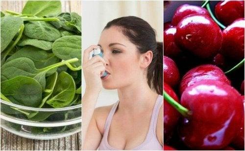 Asthma natürlich bekämpfen mit diesen 7 Lebensmitteln