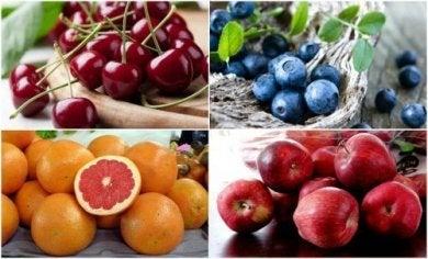 Reduziere die Ansammlung von Harnsäure mit diesen 7 Früchten.