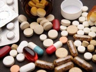 Schlechte Angewohnheit Tabletten