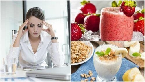 Mit 5 natürlichen Smoothies Morgenmüdigkeit abschütteln
