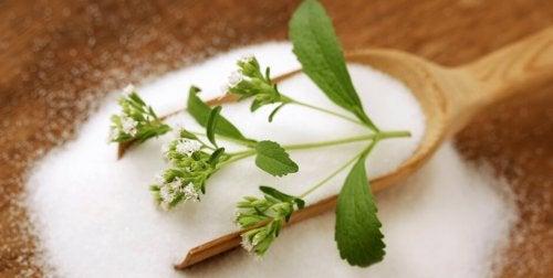 Stevia zur natürlichen Behandlung von Diabetes