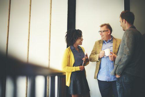 Wie man ein erfolgreiches Gespräch führt