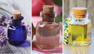 ätherische Öle für die Kosmetik