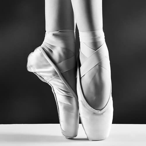 kein Ballet bei Hallux vagus