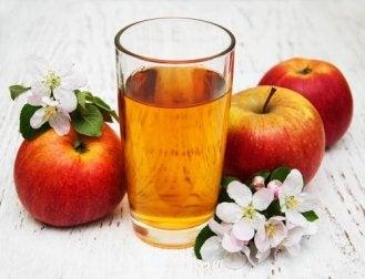 gesundheitliche Vorteile von Apfelsaft