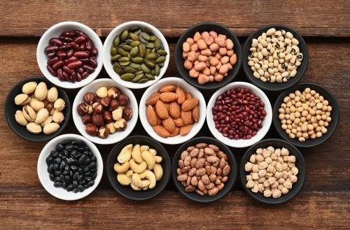 Lebensmittel, die die Bildung von Harnsäure steigern: Hülsenfrüchte