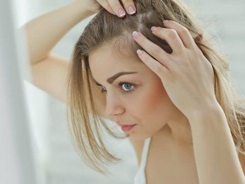 Woher kommt Haarausfall?