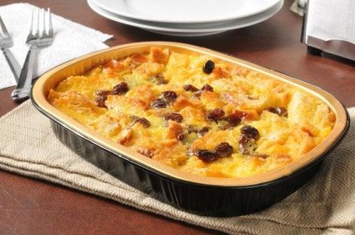 kalorienarme Nachspeisen: Pudding