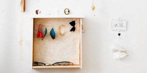 Kisten für Accessoires