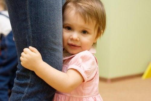 Ehekrach nicht vor Kind austragen