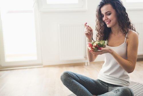 Gesunde Ernährung, Fakten über Leptin.
