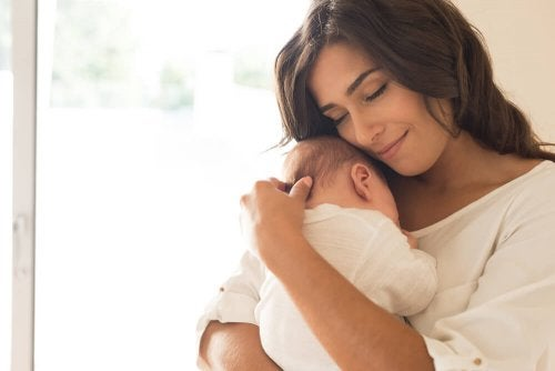 mit 35 Mutter - emotionale Stabilität