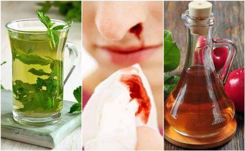 Nasenbluten stoppen mit 5 natürlichen Hausmitteln