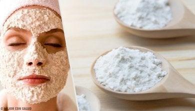 natürliche Hautpeelings